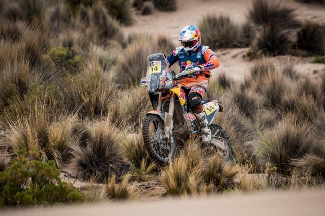 British Dakar winner Sam Sunderland named Rider of the Year