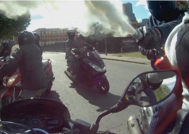 Ilford bike gang