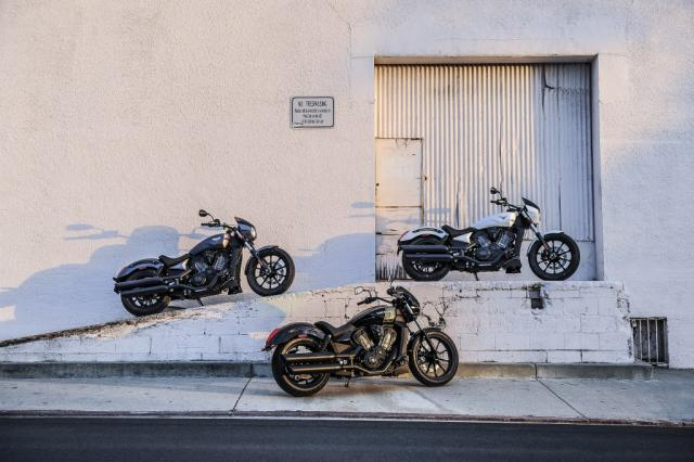 Victory Motorcycles 2017