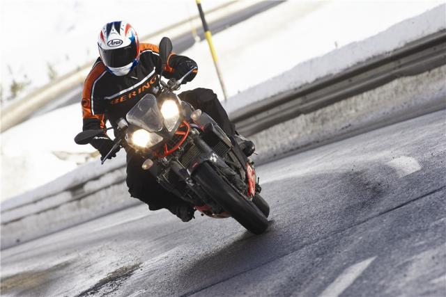 Visordown's guide to winter riding