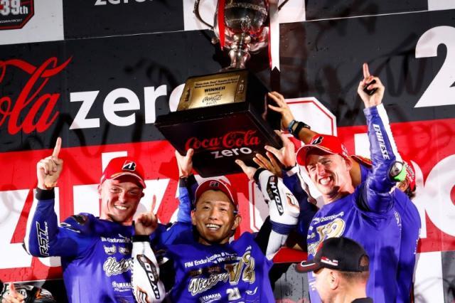 Yamaha Suzuka 8 Hours factory team 2016