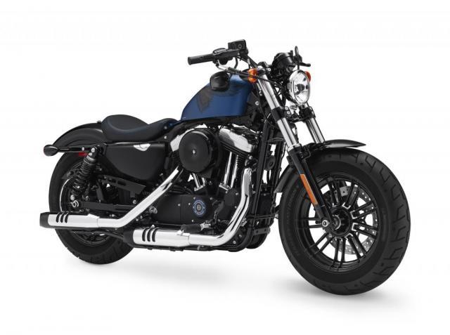 Harley-Davidson Forty Eight anniversary model