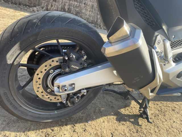 forza 750 exhaust brake