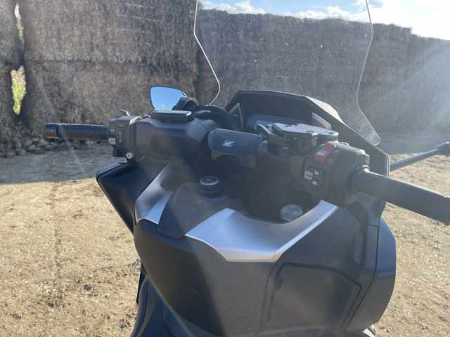 forza 750 handlebars