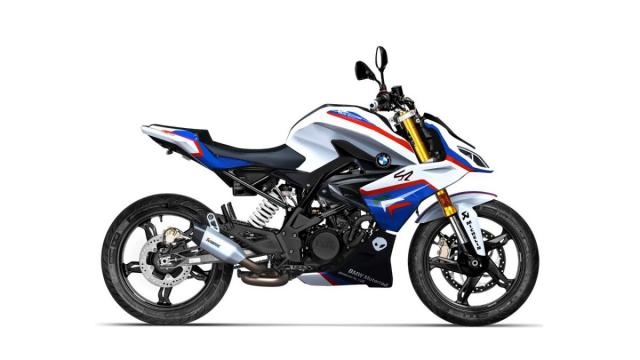 Bmw Hints At The G310r S Next Direction Visordown