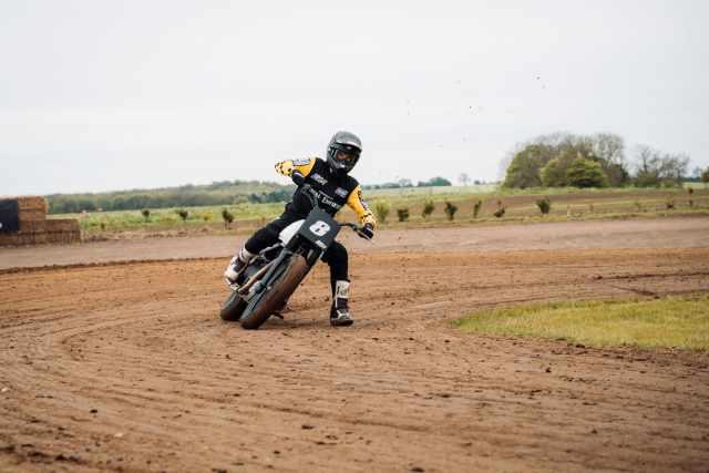 gary birtwistle riding flat track
