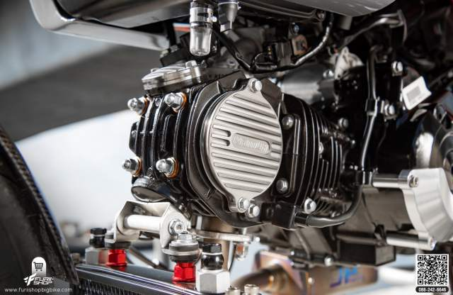 honda grom sakuma engine