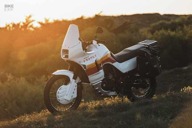 Honda Transalp Vida