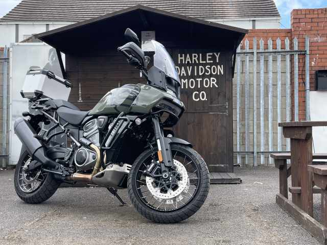 Living with the Harley-Davidson Pan America 1250 Special