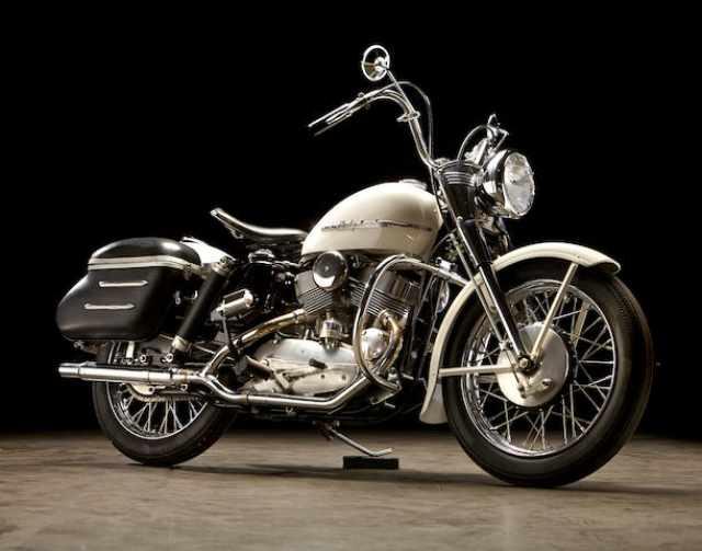 Harley-Davidson Model K