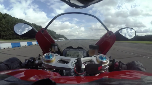 Ducati Panigale V4R Review