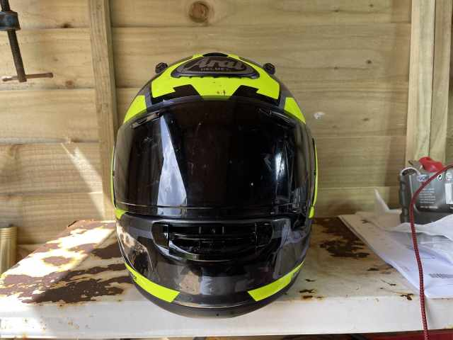 Quantic sports touring motorcycle helmet review