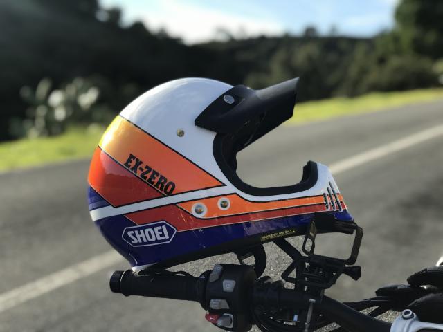 Shoei Ex-Zero Helmet Review