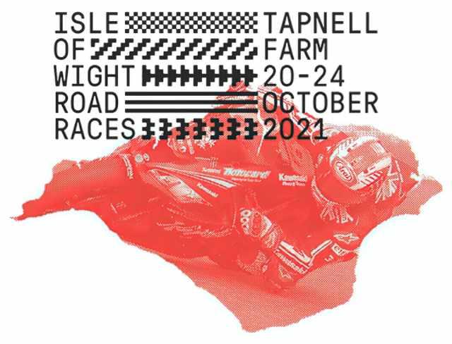 Isle of Wight Road Races logo