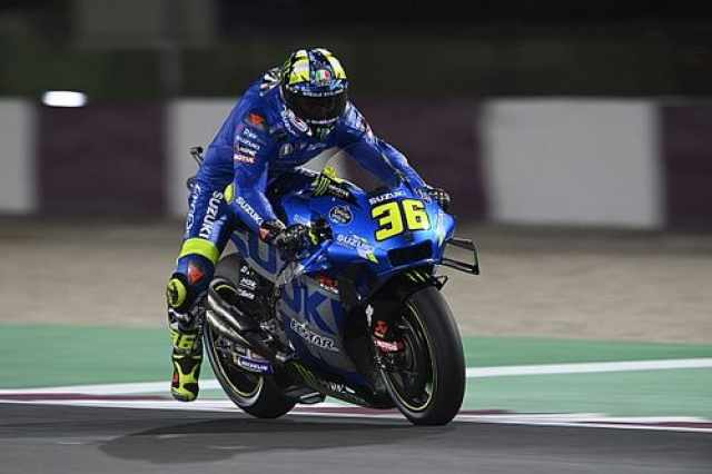 2021 Qatar MotoGP | Vinales takes home the W after battling from 8th