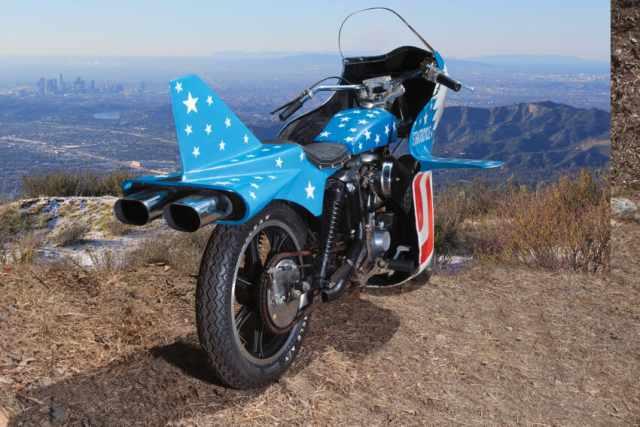 Harley-Davidson Evel Knievel Harley-Davidson