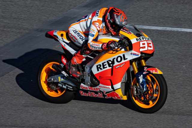 Marc Marquez Portimao MotoGP