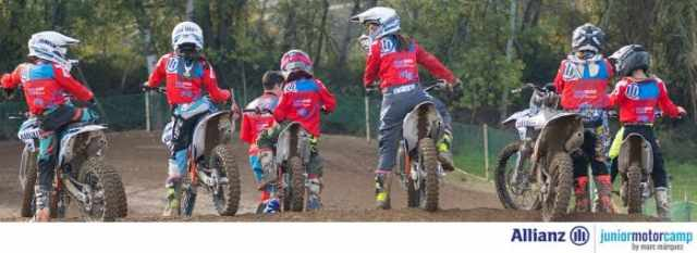 Marc Marquez to become a motocross teacher at his Junior Motor Camp