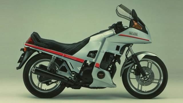 Yamaha's XJ650T