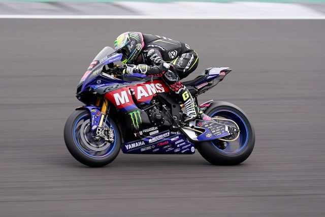 McAMS Yamaha BSB 2021