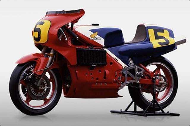 Honda NR500