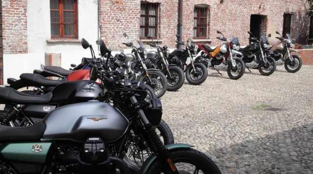 Moto Guzzi 2021 motorcycles