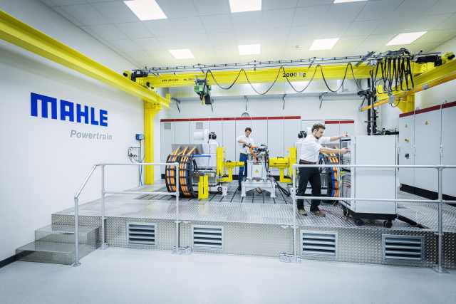 mahle electric engineering