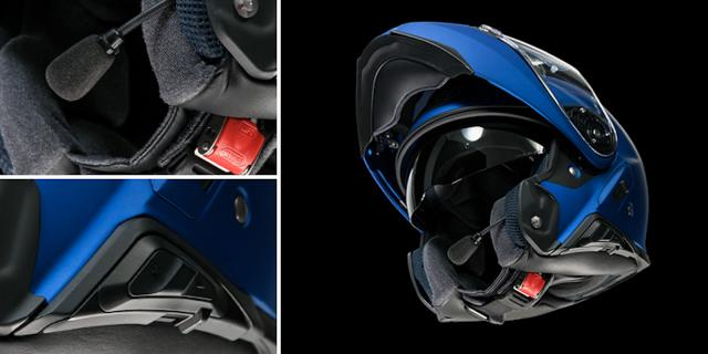 Sena Launches New Shoei Rider Link Commu Visordown