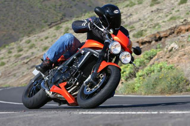 A brief history of the iconic Triumph Speed Triple