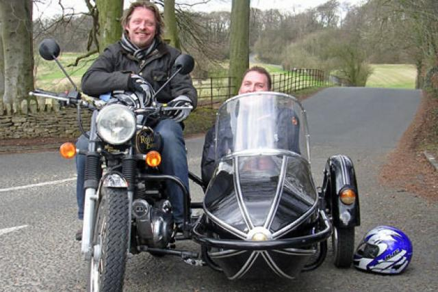 Apple TV to show Ewan McGregor And Charley Boorman's Long Way Up