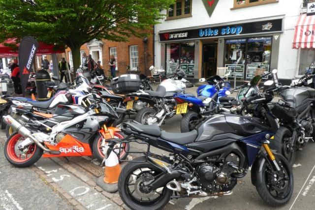 bike, stop, season, opener