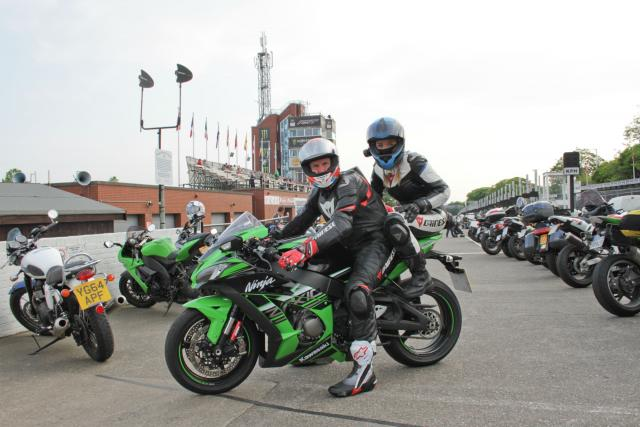 How to ride with a pillion