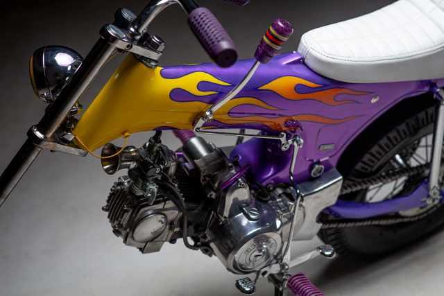 Ramone Dax Honda Lemb