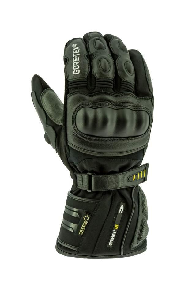 Richa gloves all season textile suit