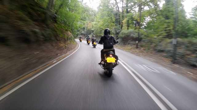 Ride out riding group riders club