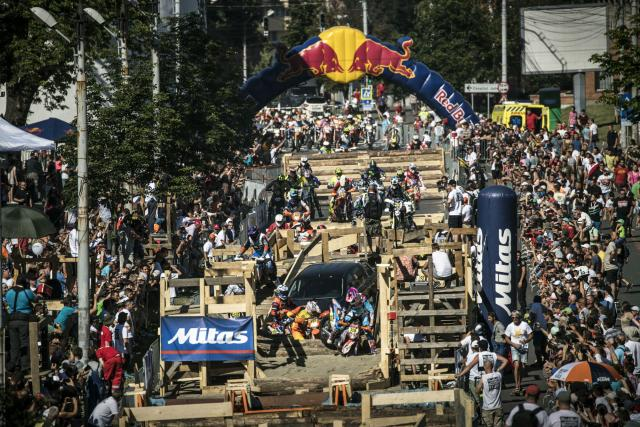 The Wild One: Red Bull Romaniacs returns for 2017