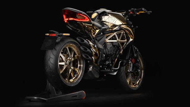 MV Agusta Dragster 800 RC Shining Gold