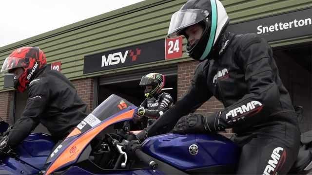 snetterton msv track day