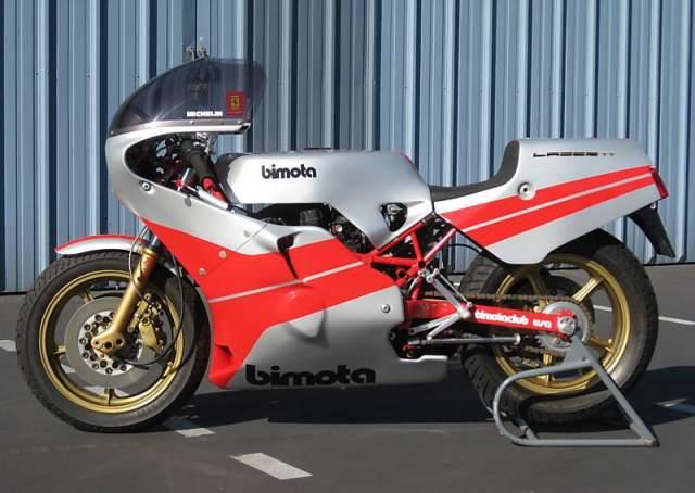 1976-1977 Bimota SB2