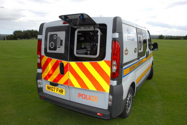 speeding police crack down