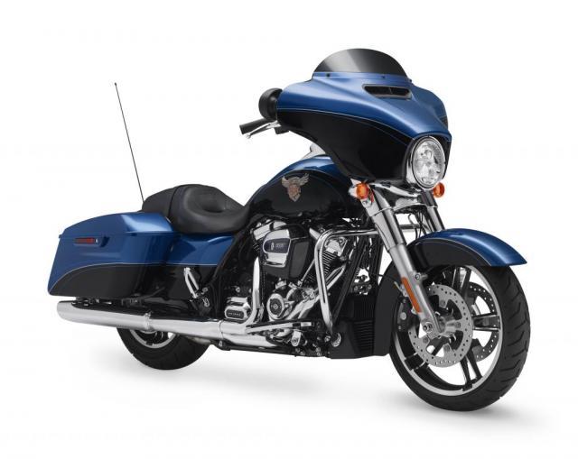 Harley-Davidson Street Glide anniversary model