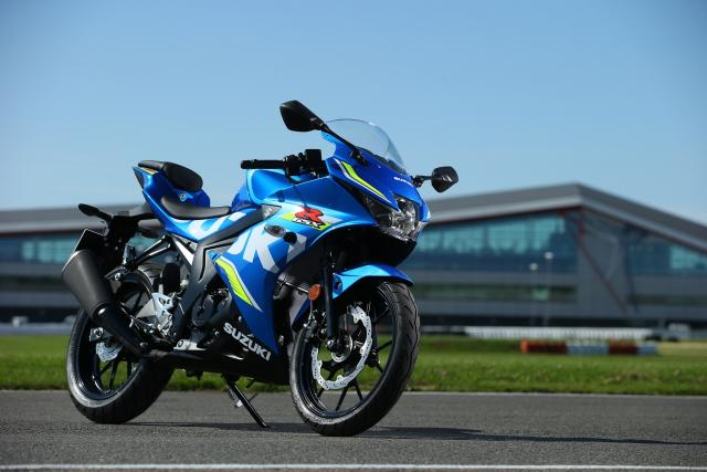 Top 10 best-selling sports bikes