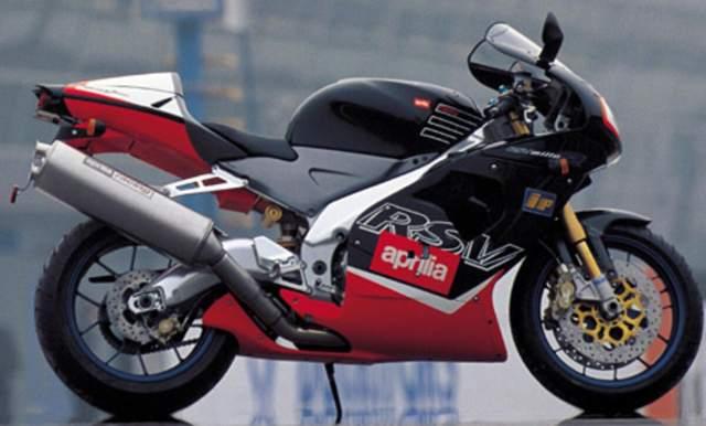 Aprilia RSV 1000 Mille