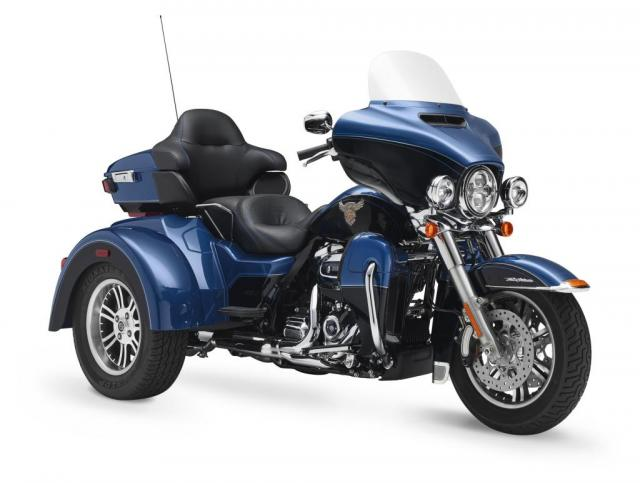 Harley-Davidson Tri Glide Ultra anniversary model