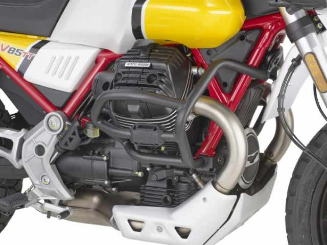 Givi announce adventure touring luggage for Moto Guzzi V85TT