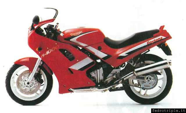 Triumph Daytona 750/1000