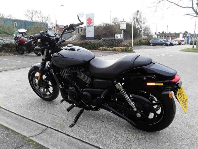 Bike of the Day: Harley-Davidson Street 750