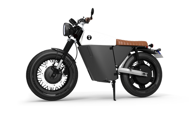 electric motorcycle ox one