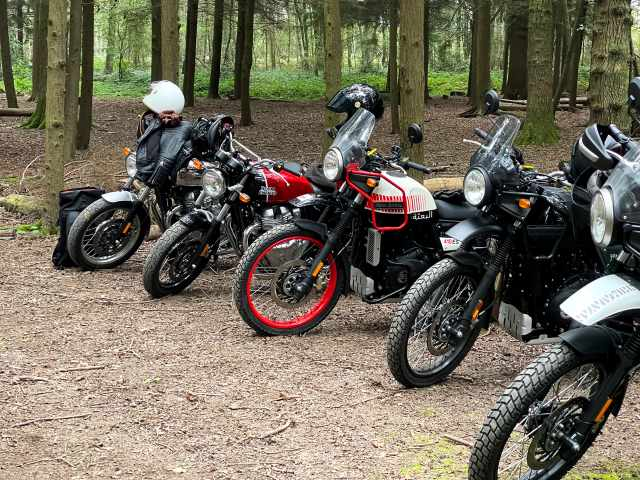 woodland motorcycles