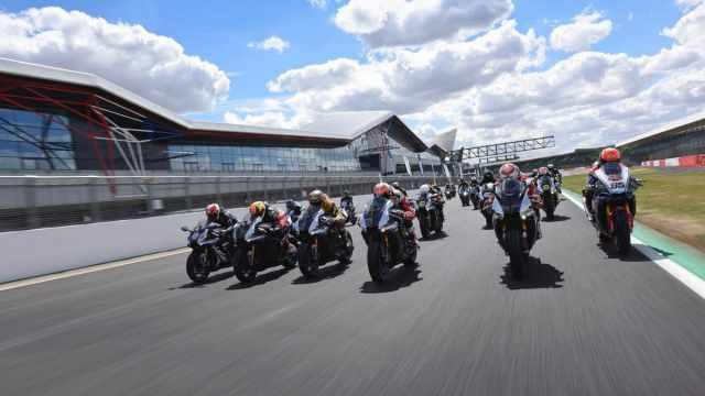 Yamaha Racing Experience R1M Silverstone